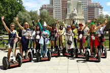 Madrid Segway, Madrid, Spain