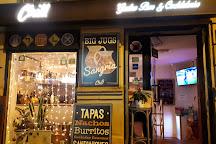 CHILL Bar Barcelona, Barcelona, Spain