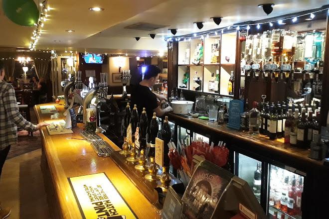 Baileys Court Pub, Bristol, United Kingdom