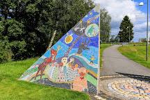 Skulpturpark Billund, Billund, Denmark