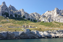 Ile Riou, Marseille, France