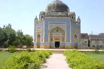 Mian Ghulam Nabi Kalhoro Tomb, Hyderabad, Pakistan