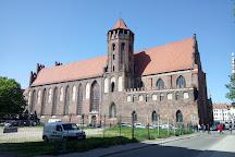 Dominikanie Gdańsk - Bazylika pw. Świętego Mikołaja | St. Nicholas Roman Catholic Church, Gdansk, Poland