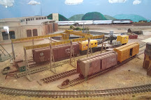 New Braunfels Railroad Museum, New Braunfels, United States