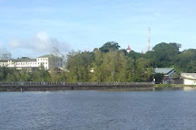 Vieux Port, Cayenne, French Guiana