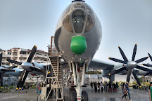TU 142 Air Craft Museum, Visakhapatnam, India