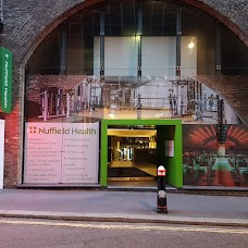 Nuffield Health Fitness & Wellbeing Gym london