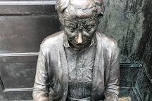 Astrid Lindgren Statue, Vimmerby, Sweden