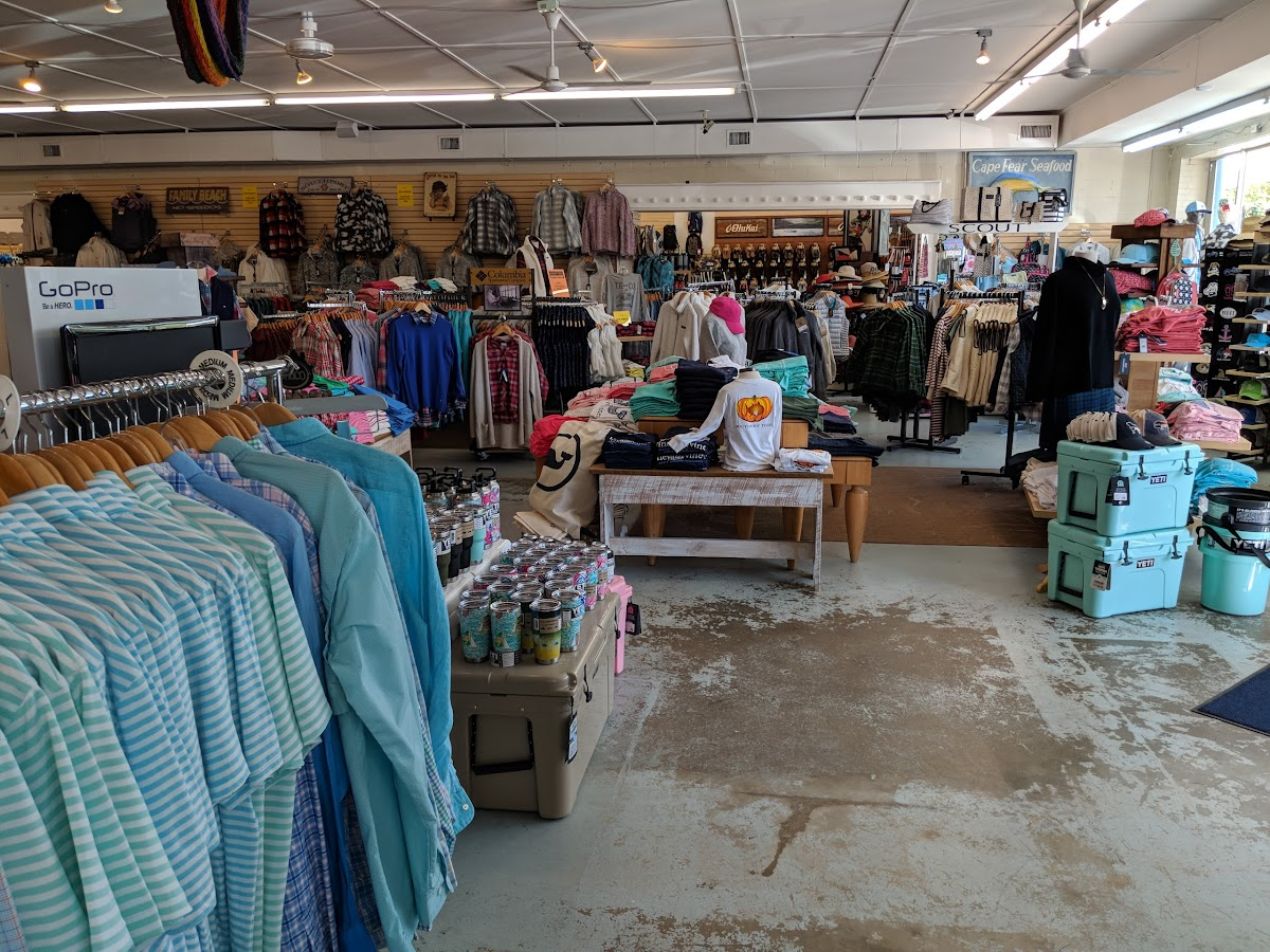 Ocean Outfitters 121 E Moore St Image