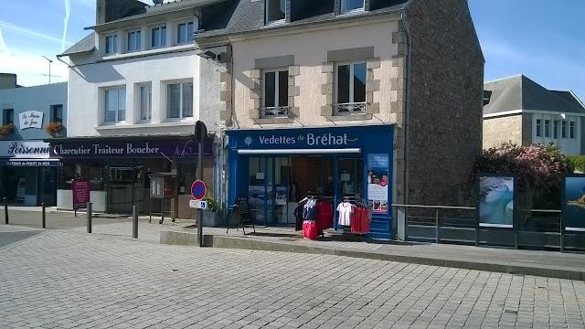 Les Vedettes de Bréhat - La boutique