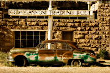 Cow Canyon Trading Post, Bluff, United States