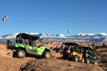 Moab Tourism Center, Moab, United States