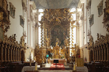 Asam-Kirche Mariae Himmelfahrt, Aldersbach, Germany