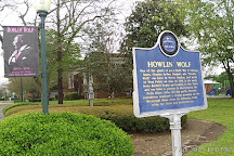 Howlin' Wolf Blues Museum, West Point, United States