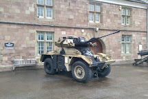 Monmouth Castle and Military Museum, Monmouth, United Kingdom