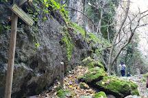 Sendero La Garganta Verde, Zahara de la Sierra, Spain