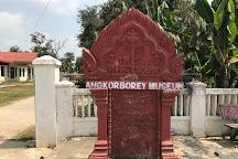 Angkor Borei Museum, Takeo, Cambodia