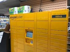 Amazon Locker – Sava new-york-city USA