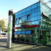 Железнодорожная станция  Hamburg Hamburg ZOB