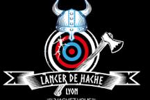 L'HACHEZ-VOUS LancerDeHacheLyon, Lyon, France