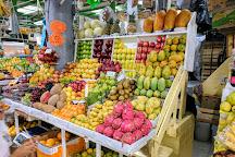 Mercado de San Juan, Mexico City, Mexico