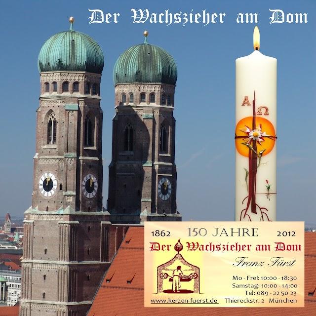 Der Wachszieher am Dom Franz Fürst