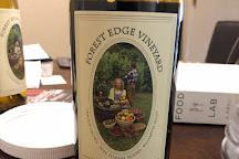 Forest Edge Vineyard, Oregon City, United States