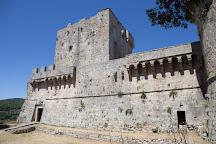 Sarteano Castle, Sarteano, Italy