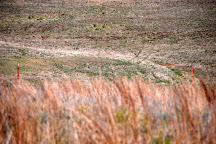 Santa Fe Trail Tracks, Dodge City, United States