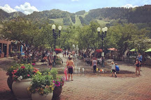 Mill Street Fountain, Aspen, United States