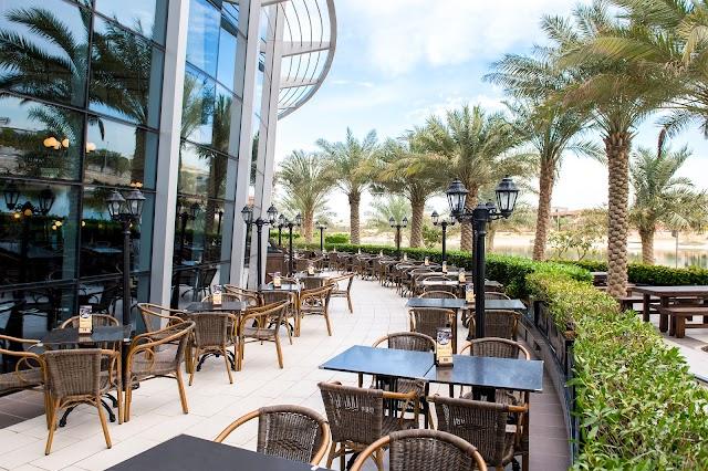 NOVOTEL & IBIS ABU DHABI GATE HOTELS BELGIAN BEER CAFEABU DHABIUAE