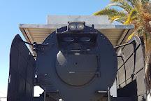 Kimberley Transport Museum, Kimberley, South Africa