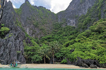 Secret Lagoon Beach, El Nido, Philippines