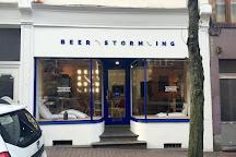 Beerstorming, Brussels, Belgium