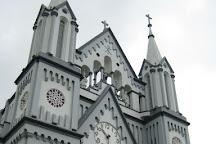 Paroquia Santissimo Sacramento, Itajai, Brazil