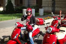 Buda Best Rides, Budapest, Hungary