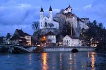 Aarburg Castle, Aarburg, Switzerland