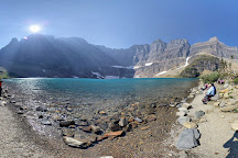 Visit Iceberg Lake Trail on your trip to Glacier National Park