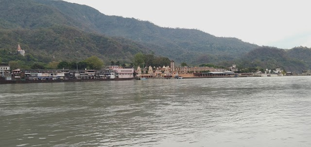 Ram Jhula Taxi Stand