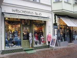 Wäschehaus No. 45