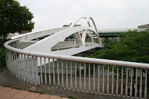 Hisho Bridge, Osaka, Japan