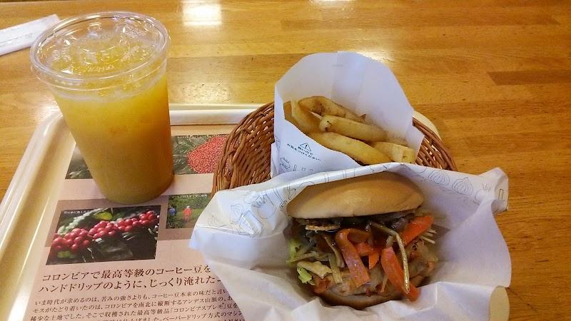 モスバーガー 倉敷児島店