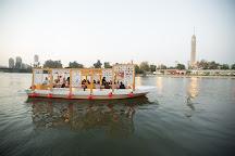 Felucca ride, Cairo, Egypt