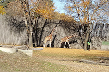 Great Plains Zoo & Delbridge Museum of Natural History, Sioux Falls, United States