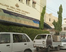 Allama Iqbal Open University karachi