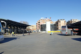 Автобусная станция   Roma
