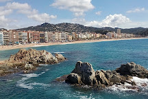 Fenals Beach, Lloret de Mar, Spain