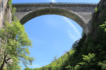 Bridge of Napoleon, Luz-Saint-Sauveur, France
