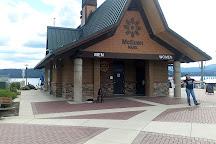 McEuen Park, Coeur d'Alene, United States