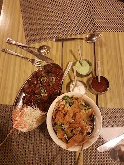 Corner Indian Grill
